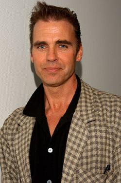 Jeff Fahey at the American Film Market.